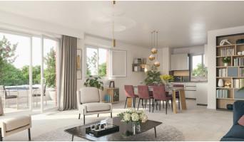Colomiers programme immobilier neuve « Sierra » en Loi Pinel  (2)