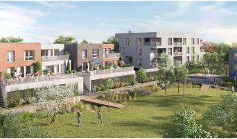 Amiens programme immobilier rénové « Couleur Nature » en loi pinel