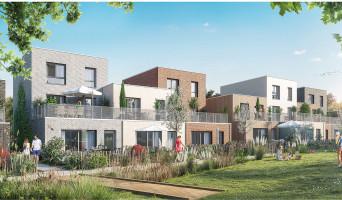 Amiens programme immobilier neuve « Couleur Nature » en Loi Pinel  (2)
