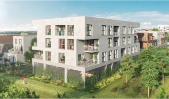 Amiens programme immobilier neuve « Couleur Nature » en Loi Pinel  (3)