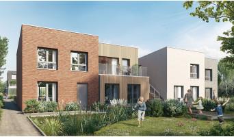 Amiens programme immobilier neuve « Couleur Nature » en Loi Pinel  (4)