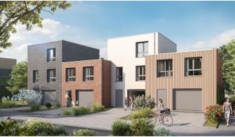Amiens programme immobilier neuve « Couleur Nature » en Loi Pinel  (5)
