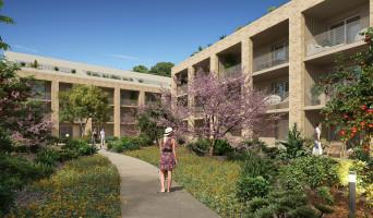 Villenave-d'Ornon programme immobilier neuve « Esprit Parc » en Loi Pinel