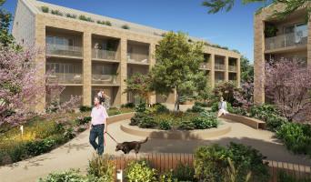 Villenave-d'Ornon programme immobilier neuve « Esprit Parc » en Loi Pinel  (2)