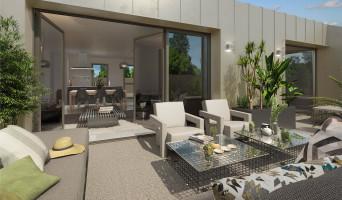 Villenave-d'Ornon programme immobilier neuve « Esprit Parc » en Loi Pinel  (3)