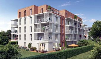 Quesnoy-sur-Deûle programme immobilier neuf « Côté Rive » en Loi Pinel
