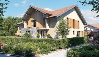 Chens-sur-Léman programme immobilier neuve « Les Chens du Lac »  (2)