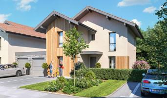 Chens-sur-Léman programme immobilier neuve « Les Chens du Lac »  (3)