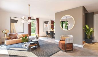 Chens-sur-Léman programme immobilier neuve « Les Chens du Lac »  (4)