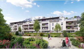 Cessy programme immobilier neuve « Serenity » en Loi Pinel  (2)