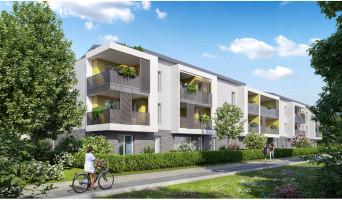 Cessy programme immobilier neuve « Serenity » en Loi Pinel  (4)
