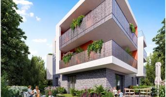 Cessy programme immobilier neuve « Serenity » en Loi Pinel  (5)