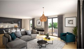 Verneuil-sur-Seine programme immobilier neuve « Cadence » en Loi Pinel  (2)