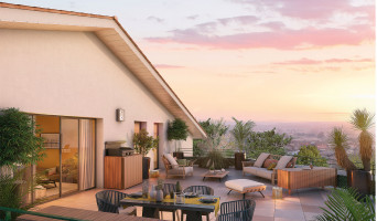 Castanet-Tolosan programme immobilier neuve « Delta » en Loi Pinel