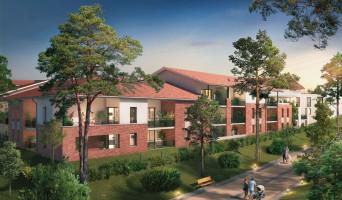 Castanet-Tolosan programme immobilier neuve « Delta » en Loi Pinel  (2)