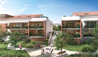 Castanet-Tolosan programme immobilier neuve « Delta » en Loi Pinel  (3)