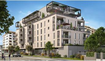 Annemasse programme immobilier rénové « Résidence Nova » en loi pinel