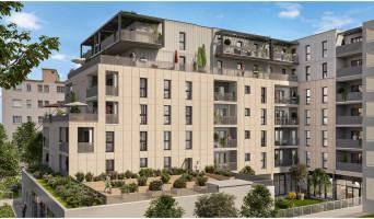 Annemasse programme immobilier neuve « Résidence Nova » en Loi Pinel  (2)