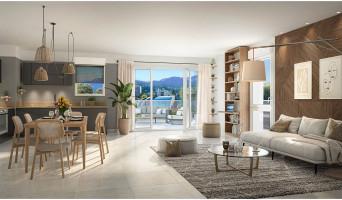 Annemasse programme immobilier neuve « Résidence Nova » en Loi Pinel  (3)