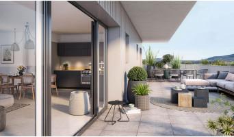 Annemasse programme immobilier neuve « Résidence Nova » en Loi Pinel  (4)