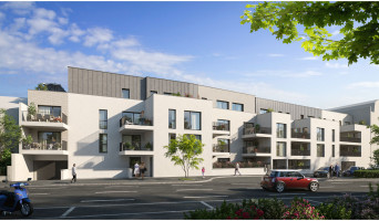 Morangis programme immobilier neuve « L'Inattendu » en Loi Pinel