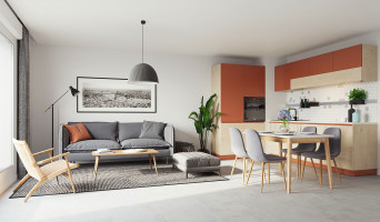 Morangis programme immobilier neuve « L'Inattendu » en Loi Pinel  (3)