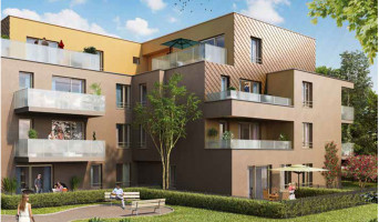 Brumath programme immobilier neuve « Carré Or 2 »