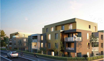 Brumath programme immobilier neuve « Carré Or 2 »  (2)