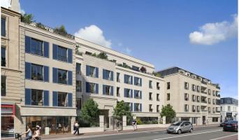 Maisons-Laffitte programme immobilier rénové « Résidence du Bois Bonnet » en loi pinel