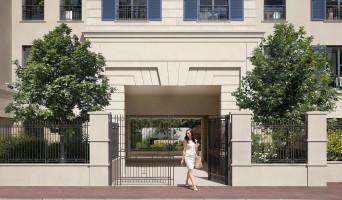 Maisons-Laffitte programme immobilier neuve « Résidence du Bois Bonnet » en Loi Pinel  (3)