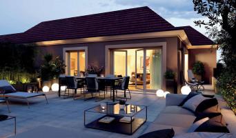 Maisons-Laffitte programme immobilier neuve « Résidence du Bois Bonnet » en Loi Pinel  (4)