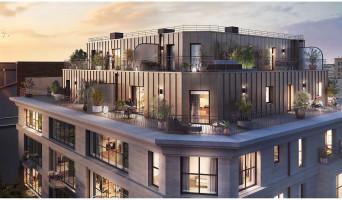 Clichy programme immobilier neuve « Le 15 » en Loi Pinel