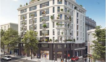 Clichy programme immobilier neuve « Le 15 » en Loi Pinel  (2)