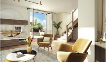 Clichy programme immobilier neuve « Le 15 » en Loi Pinel  (3)