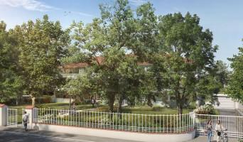 Villeneuve-Tolosane programme immobilier neuve « Broceliande » en Loi Pinel  (2)