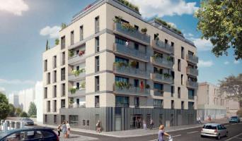 Vanves programme immobilier rénové « L'Ecrin » en loi pinel