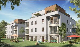 Amiens programme immobilier neuve « Arborea » en Loi Pinel