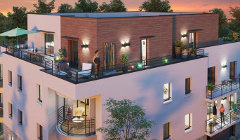 Amiens programme immobilier neuve « Arborea » en Loi Pinel  (2)