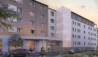 Rouen programme immobilier neuve « Student Factory »