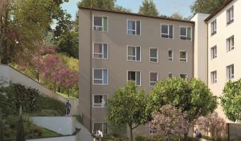 Rouen programme immobilier neuve « Student Factory »  (2)