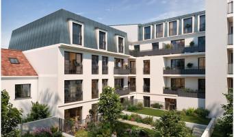 Aulnay-sous-Bois programme immobilier neuve « Cours Boileau » en Loi Pinel  (2)
