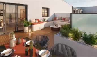 Aulnay-sous-Bois programme immobilier neuve « Cours Boileau » en Loi Pinel  (4)