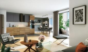 Le Perreux-sur-Marne programme immobilier rénové « Silver Park » en loi pinel