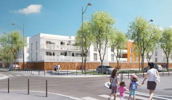Chartres programme immobilier neuf « Green Lane » en Loi Pinel