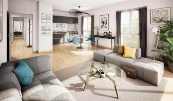 Chartres programme immobilier neuve « Green Lane » en Loi Pinel  (3)