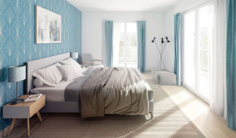 Chartres programme immobilier neuve « Green Lane » en Loi Pinel  (4)