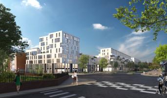 Lens programme immobilier rénové « Central One » en loi pinel