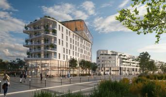 Lens programme immobilier neuve « Central One » en Loi Pinel  (2)
