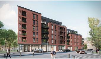 Arras programme immobilier neuve « La Fonderie » en Loi Pinel