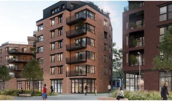 Arras programme immobilier neuve « La Fonderie » en Loi Pinel  (2)